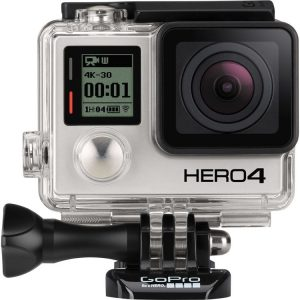 دوربین اکشن GoPro HERO4 Black Edition