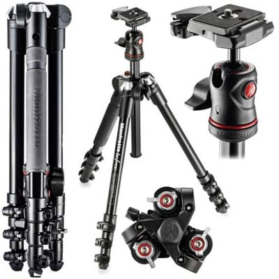 سه پایه Manfrotto Befree Ball head Kit
